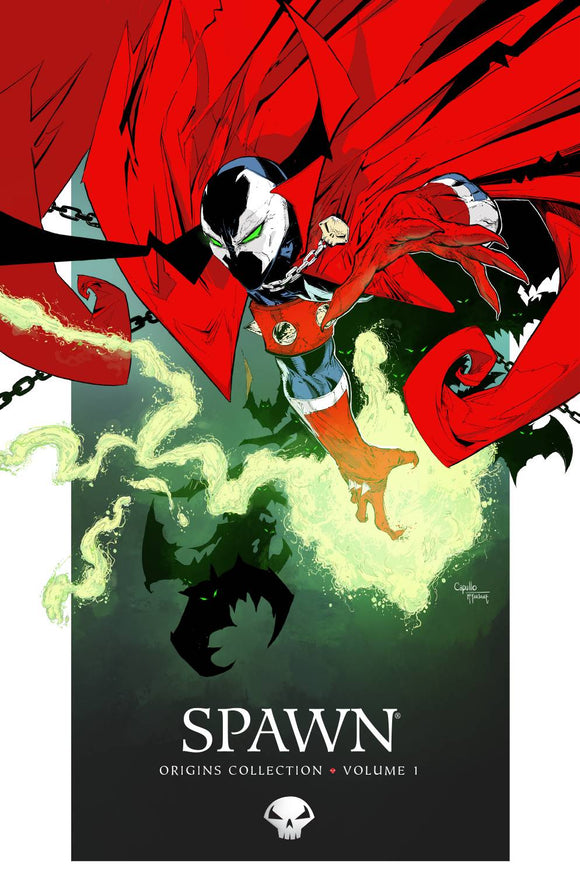 Spawn Origins (Paperback) Vol 01 (New Ptg) Graphic Novels published by Image Comics