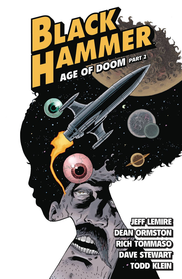 Black Hammer (Paperback) Vol 04 Age Of Doom Part Ii Graphic Novels published by Dark Horse Comics