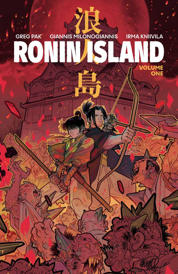 Ronin Island (Paperback) Vol 01 (Previews Exclusive Discover Now Edition) Graphic Novels published by Boom! Studios