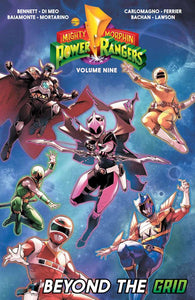 Mighty Morphin Power Rangers (Paperback) Vol 09 Graphic Novels published by Boom! Studios