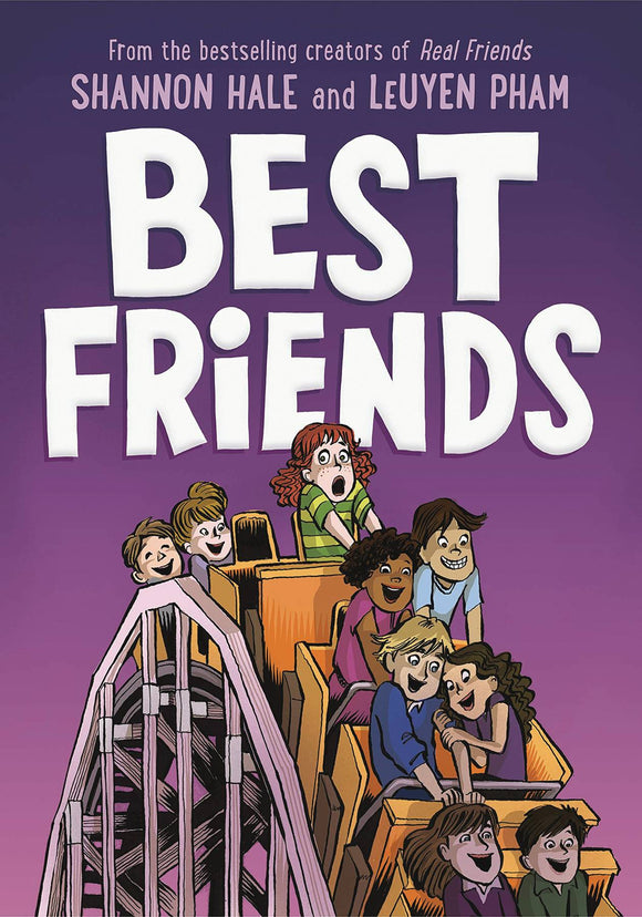 Best Friends Gn Graphic Novels published by :01 First Second