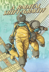 Radical Shift Of Gravity (Paperback) Graphic Novels published by Idw - Top Shelf