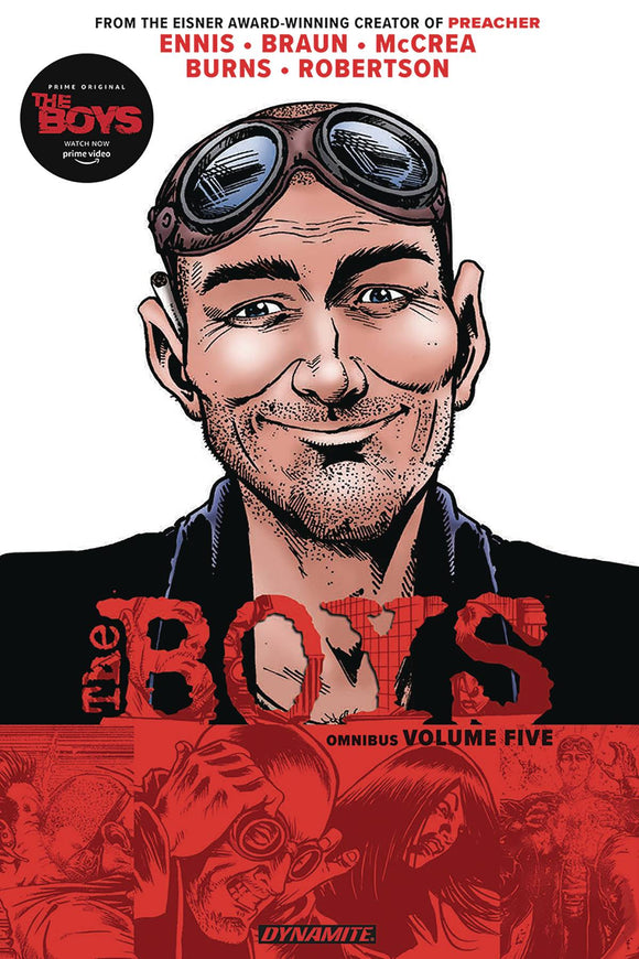 Boys Omnibus (Paperback) Vol 05 (Mature) Graphic Novels published by Dynamite