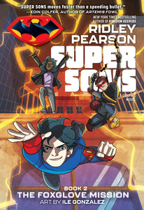 Super Sons Book 02 The Foxglove Mission (Paperback) Dc Zoom Graphic Novels published by Dc Comics