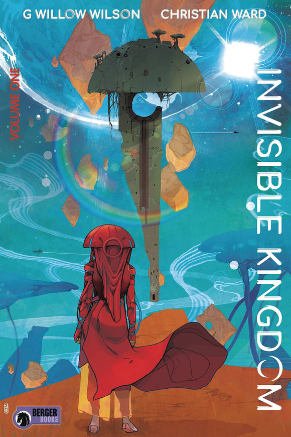 Invisible Kingdom (Paperback) Vol 01 (Mature) Graphic Novels published by Dark Horse Comics