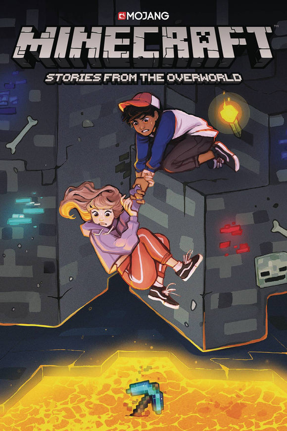 Minecraft Stories From The Overworld (Hardcover) Graphic Novels published by Dark Horse Comics