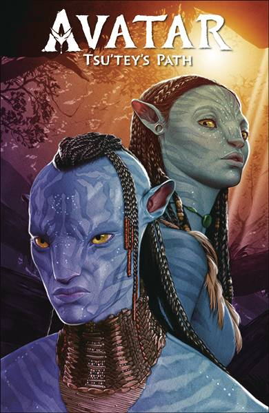 Avatar Tsu Teys Path (Paperback) Vol 01 Graphic Novels published by Dark Horse Comics