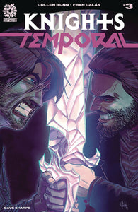 Knights Temporal (2019 AfterShock) #3 (VF) Comic Books published by Aftershock Comics