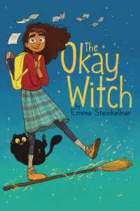 Okay Witch (Paperback) Graphic Novels published by Aladdin Books