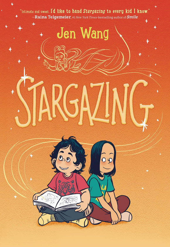 Stargazing Gn Graphic Novels published by :01 First Second
