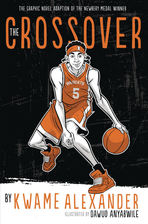 Crossover Gn Graphic Novels published by Houghton Mifflin Harcourt