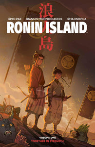 Ronin Island (Paperback) Vol 01 Graphic Novels published by Boom! Studios