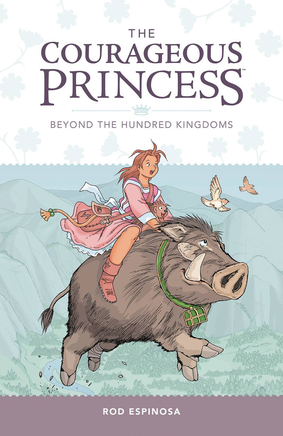 Courageous Princess (Paperback) Vol 01 Beyond The Hundred Kingdoms (C Graphic Novels published by Dark Horse Comics
