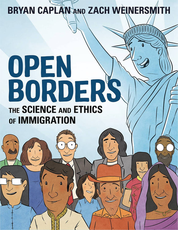 Open Borders Gn Graphic Novels published by :01 First Second