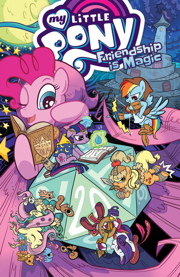 My Little Pony Friendship Is Magic (Paperback) Vol 18 Graphic Novels published by Idw Publishing