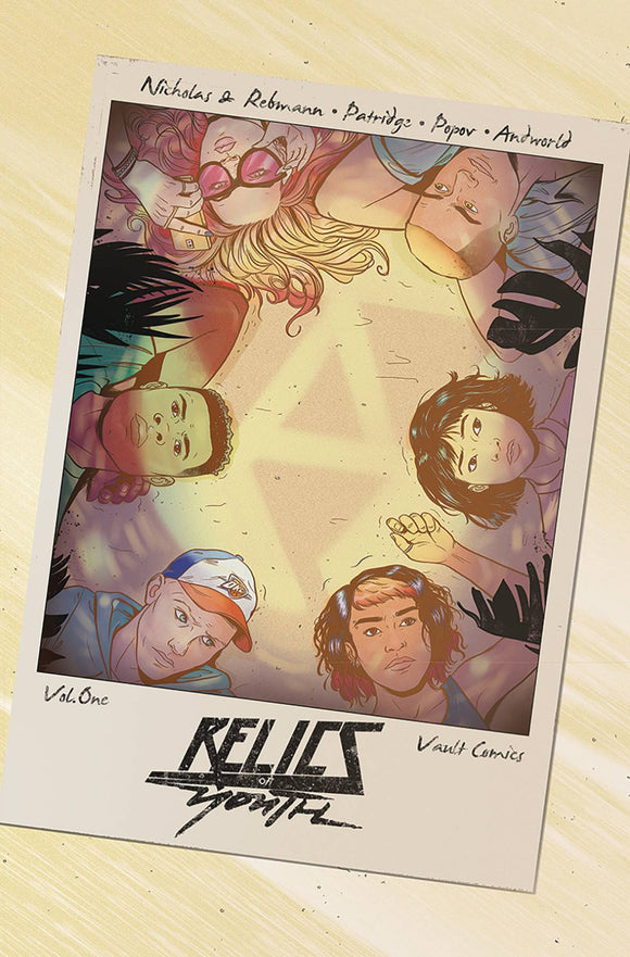 Relics Of Youth (Paperback) Complete Graphic Novels published by Vault Comics