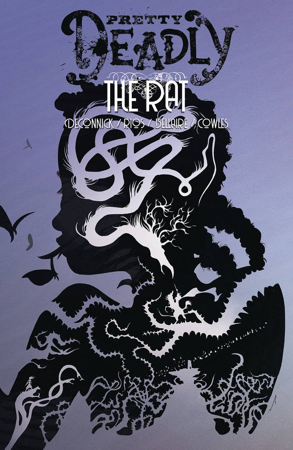 Pretty Deadly (Paperback) Vol 03 The Rat (Mature) Graphic Novels published by Image Comics