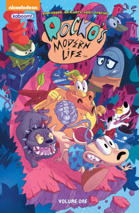 Rockos Modern Afterlife (Paperback) Vol 01 Graphic Novels published by Boom! Studios