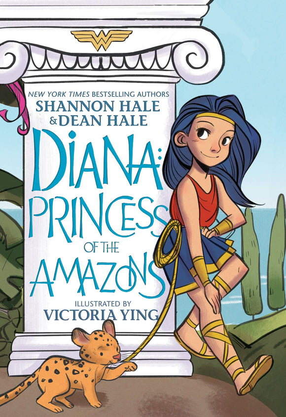 Diana Princess Of The Amazons (Paperback) Graphic Novels published by Dc Comics