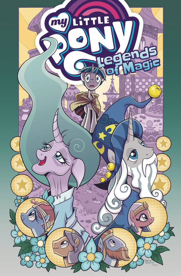 My Little Pony Legends Of Magic Omnibus (Paperback) Vol 01 Graphic Novels published by Idw Publishing