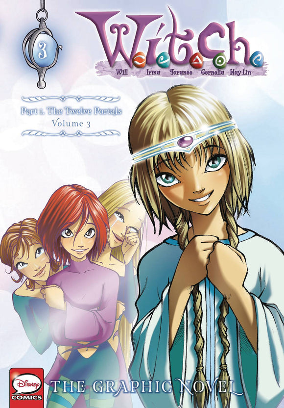 Witch Part 1 Twelve Portals Gn Vol 03 (W.i.t.c.h.: The Graphic Novel #3) Graphic Novels published by Jy