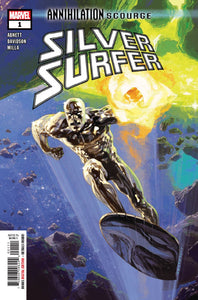 Annihilation Scourge Silver Surfer (2019 Marvel) #1 (VF) Comic Books published by Marvel Comics