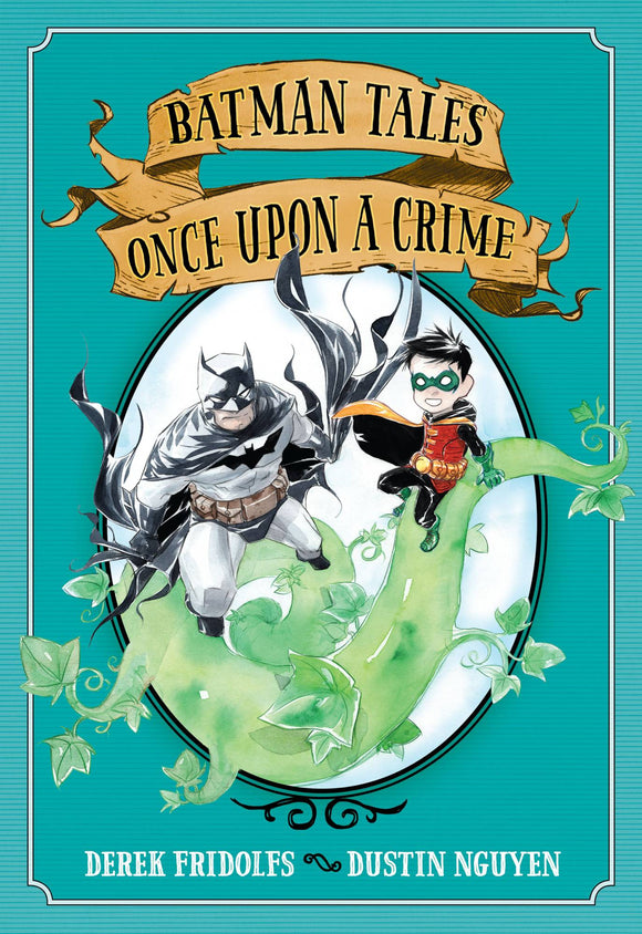 Batman Tales Once Upon A Crime (Paperback) Graphic Novels published by Dc Comics