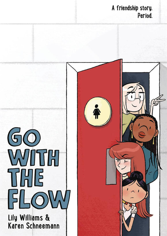 Go With The Flow Gn Graphic Novels published by :01 First Second