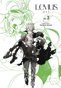 Levius Est Gn Vol 03 Manga published by Viz Media Llc