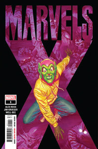 Marvels X (2020 Marvel) #1 (Of 6) (VF) Comic Books published by Marvel Comics