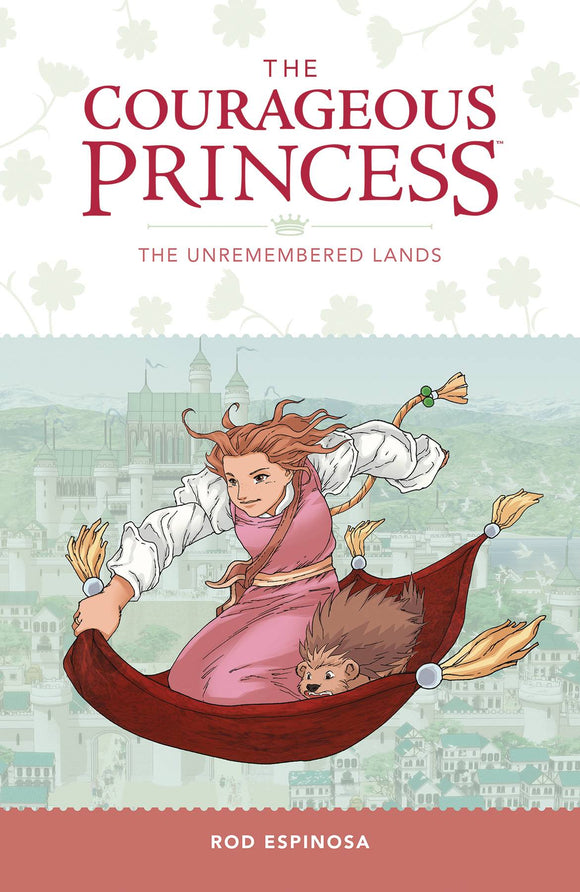 Courageous Princess (Paperback) Vol 02 Unremembered Lands Graphic Novels published by Dark Horse Comics