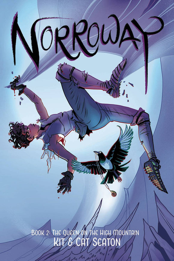 Norroway (Paperback) Book 02 Queen On High Mountain Graphic Novels published by Image Comics