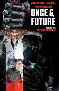 Once & Future (Paperback) Vol 01 Graphic Novels published by Boom! Studios