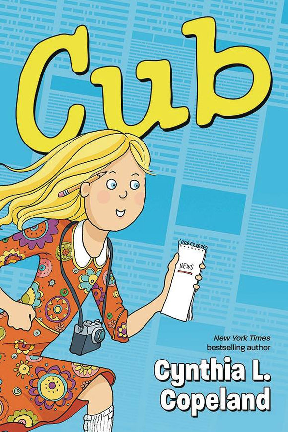 Cub Gn (Paperback) Graphic Novels published by Algonquin Young Readers