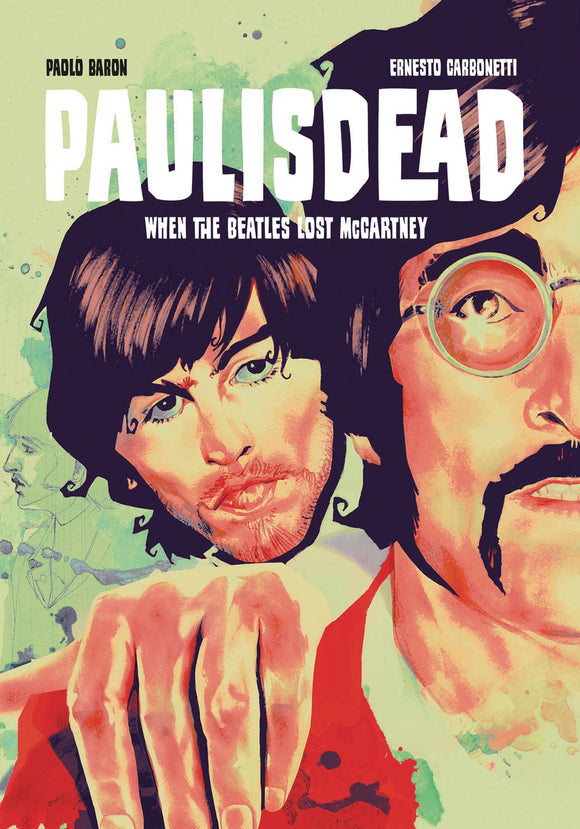 Paul Is Dead (Paperback) Graphic Novels published by Image Comics