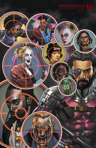 Suicide Squad (Dc 2020) (6th Series) #3 Mico Suayan Variant Comic Books published by Dc Comics