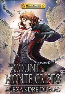 Manga Classics Count Of Monte Cristo (Manga) Manga published by Manga Classics, Inc.