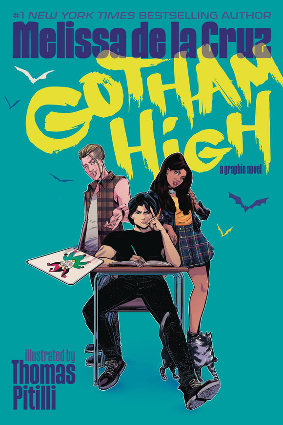 Gotham High (Paperback) Graphic Novels published by Dc Comics