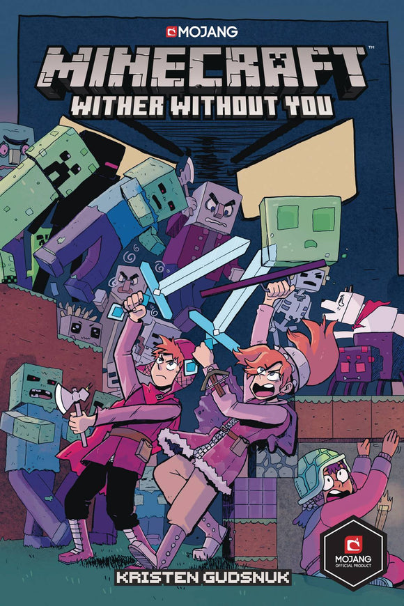 Minecraft (Paperback) Vol 02 Wither Without You Graphic Novels published by Dark Horse Comics