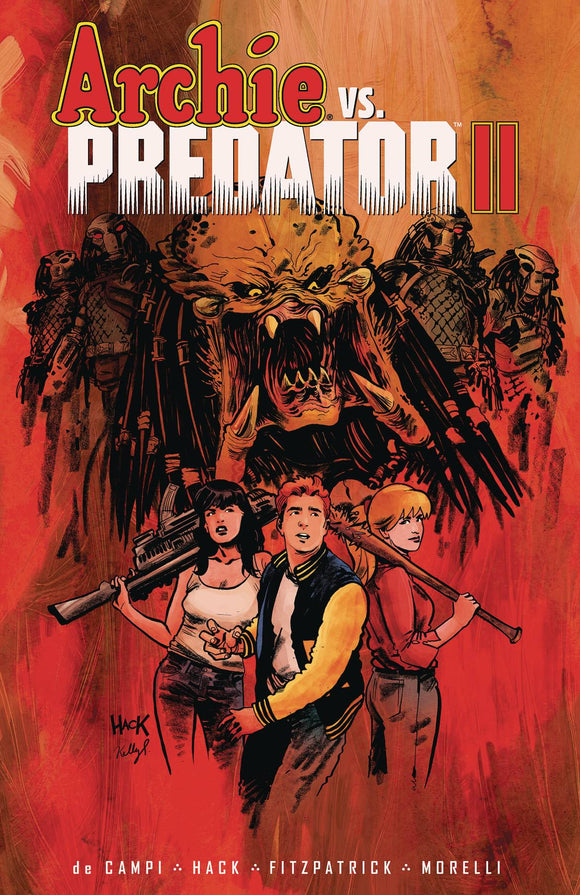 Archie Vs Predator Ii (Paperback) Vol 01 Graphic Novels published by Archie Comic Publications