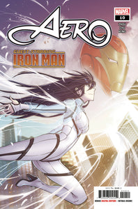 Aero (2019 Marvel) #10 Comic Books published by Marvel Comics