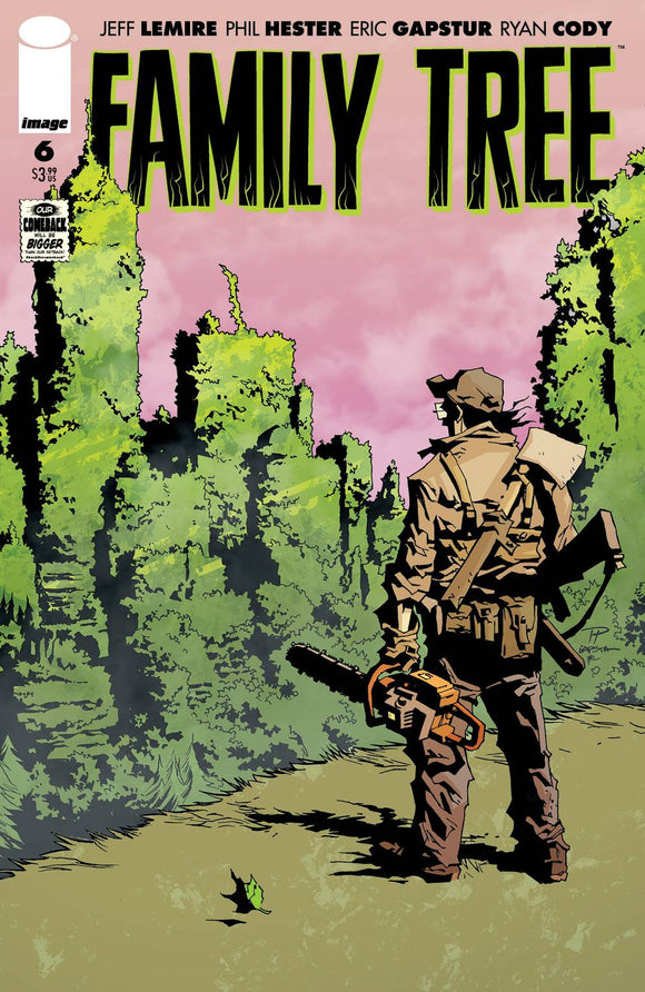 Family Tree (2019 Image) #6 (NM) Comic Books published by Image Comics