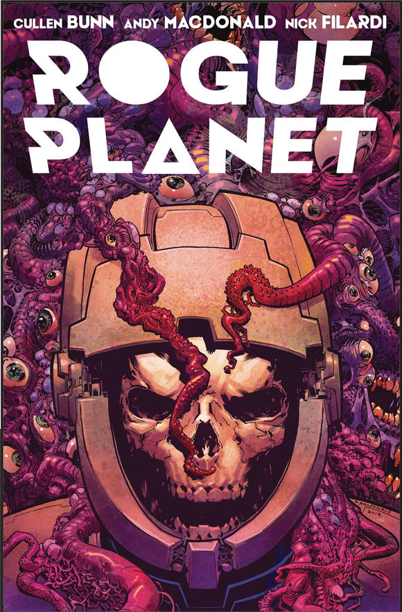 Rogue Planet (2020 Oni Press) #1 Cvr A Macdonald (NM) Comic Books published by Oni Press Inc.