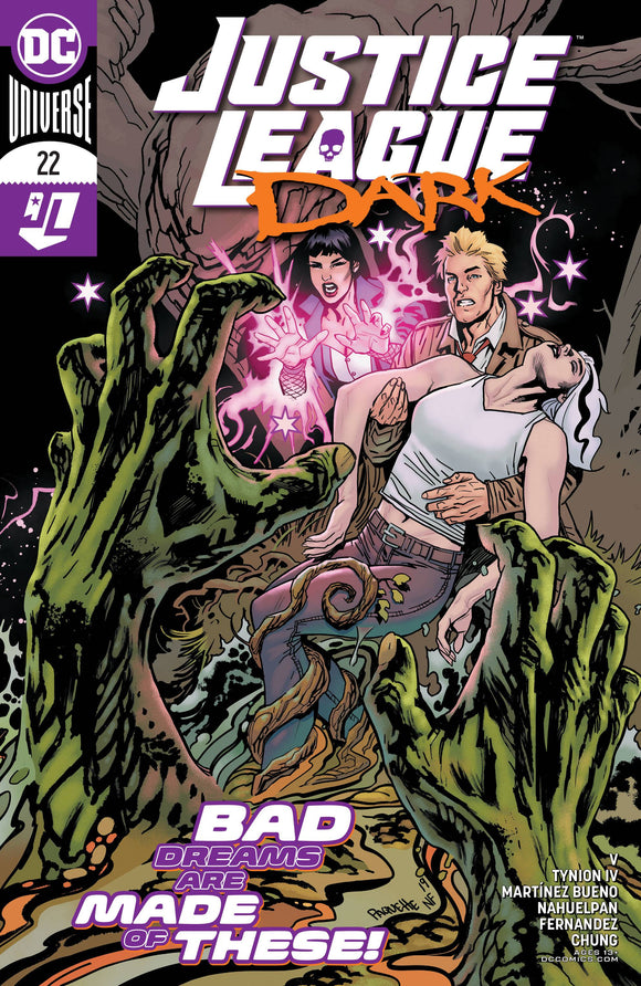 Justice League Dark (2018 Dc) (2nd Series) #22 (NM) Comic Books published by Dc Comics