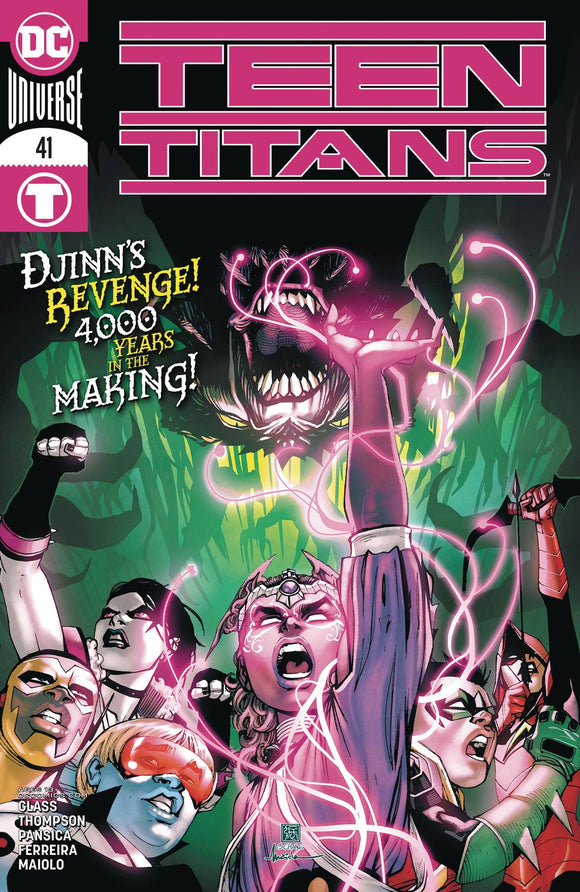 Teen Titans (2016 Dc) (6th Series) #41 (NM) Comic Books published by Dc Comics