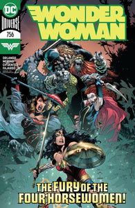 Wonder Woman (2016 Dc) (5th Series) #756 (NM) Comic Books published by Dc Comics