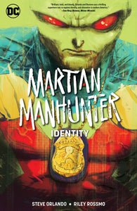 Martian Manhunter Identity (Paperback) Graphic Novels published by Dc Comics