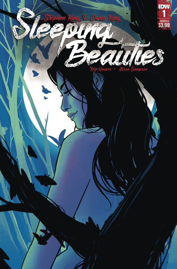 Sleeping Beauties (2020 Idw) #1 (Of 10) Cvr A Wu (NM) Comic Books published by Idw Publishing