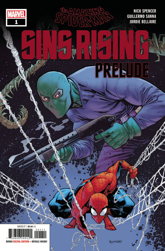Amazing Spider-Man Sins Rising Prelude (2020 Marvel) #1 (NM) Comic Books published by Marvel Comics