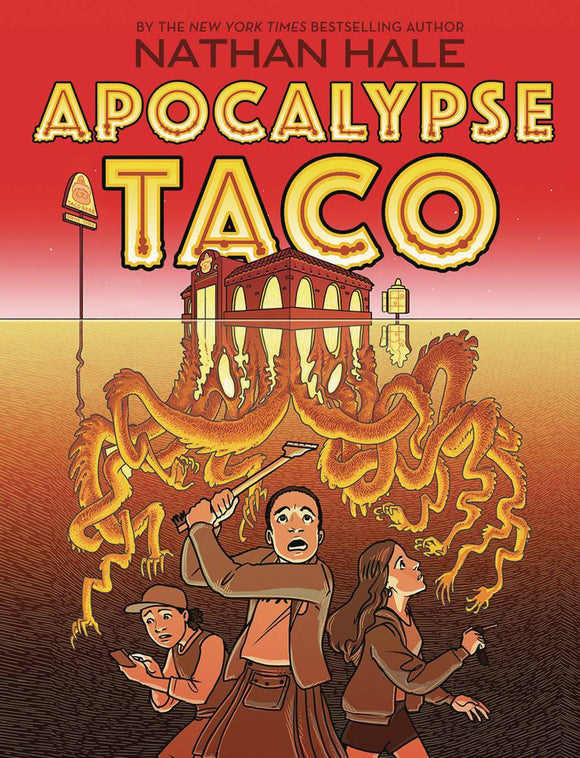 Apocalypse Taco Sc Gn Graphic Novels published by Amulet Books